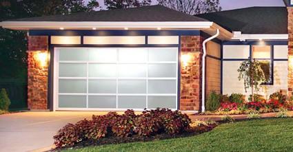 Modern Style Garage Doors Madison Door Services