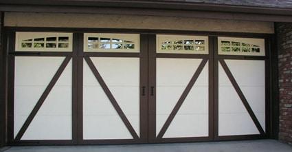 Tudor Style Garage Doors & Tudor Style Garage Doors | Madison Garage Door Services pezcame.com