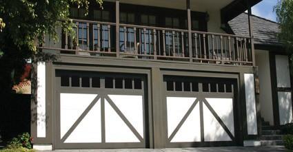 Tudor Style Garage Doors & Tudor Style Garage Doors | Madison Garage Door Services