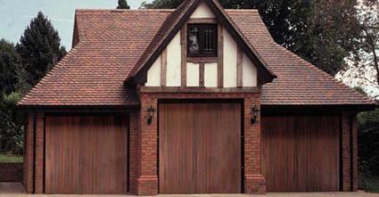 Tudor Style Garage Doors Madison Garage Door Services