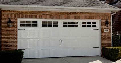 Standard Traditional Garage Doors Madison Overhead