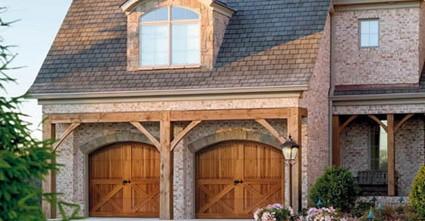 Custom Wood Garage Doors In Madison Wi Madison Overhead